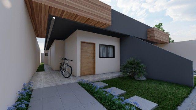 Casa Geminada com Garagem 94,6m² - Foto 3
