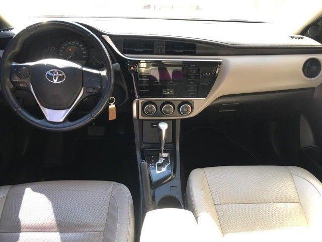 Corolla 1.8 Flex GLI Upper - 2018 - Foto 8