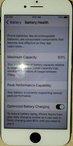 Iphone 8 muito novo 64gb - Foto 3