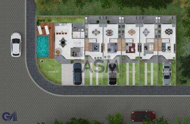 Sobrado com 2 dormitórios à venda por R$ 240.000 - Velha - Blumenau/SC - Foto 6