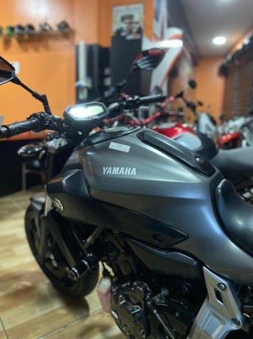 Yamaha Mt 07 2016 - Foto 8