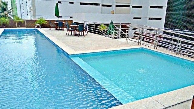 Namastê* - Miramar - 01 por andar- Andar alto- 226 m² - 04 suítes + DCE - Todo ambientado - Foto 13