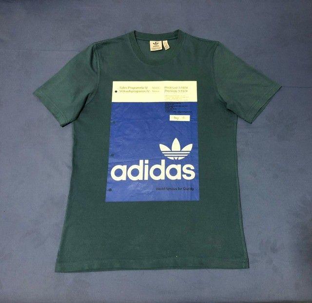 Camiseta Adidas usada