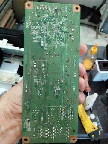 Placa lógica da impressora Epson L355 L365 ZAP - Foto 5