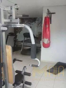 Apartamento com 2 quartos no Torre das Palmeiras - Bairro Chácara dos Pinheiros em Cuiabá - Foto 12