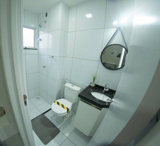 Apartamento para venda tem 51 metros quadrados com 2 quartos em Jangurussu - Fortaleza - C - Foto 2