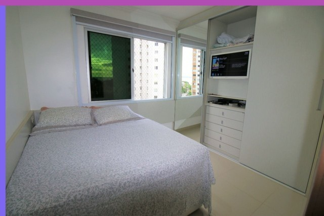 Condomínio weekend Club Ponta Negra Apartamento 3 Quartos - Foto 3