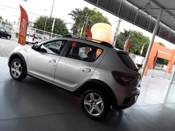 SANDERO 2019/2020 1.6 16V SCE FLEX STEPWAY ZEN MANUAL - Foto 6