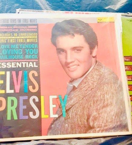 Essential Elvis Presley vinil lp