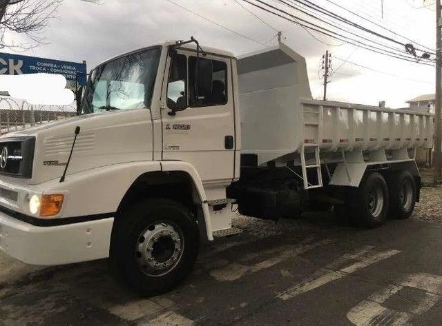 MB 1620 Caçamba - Foto 5