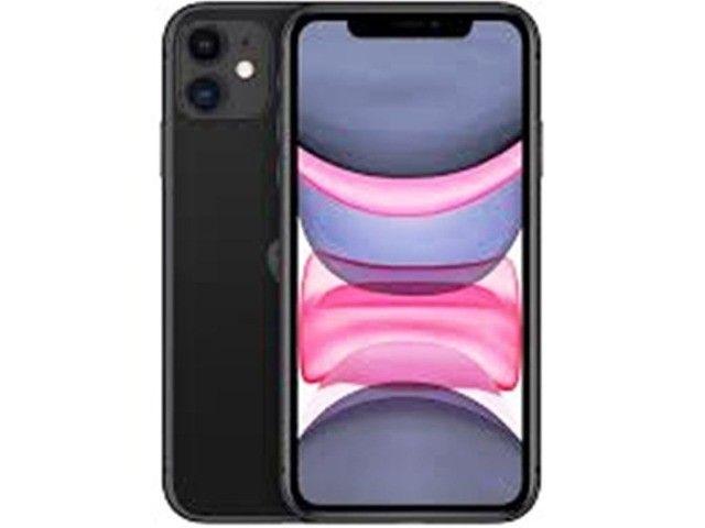 Iphone 11 128 gb. ( Preto ou Branco ) Oferta Poucas pecas!!! - Foto 2