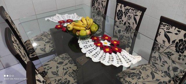 Mesa de jantar 6 lugares - Foto 2