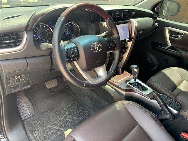 Toyota Hilux sw4 2020 2.7 srv 7 lugares 4x2 16v flex 4p automático - Foto 10
