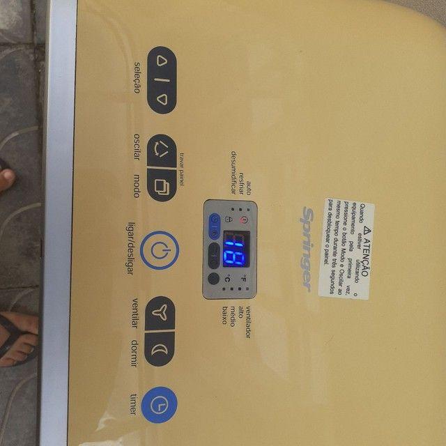 Ar condicionado portátil springer  - Foto 3
