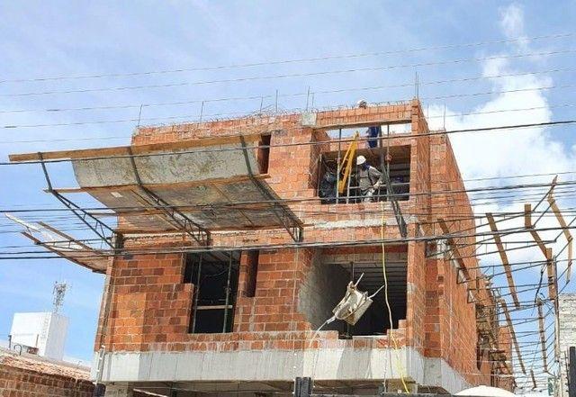 Apartamento Bancários com, 1 ou 3 Quartos com Área de Lazer na Cobertura - Em Construção! - Foto 5