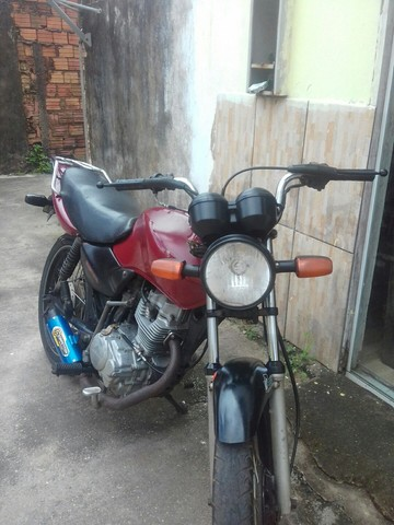 Vendo Honda 125