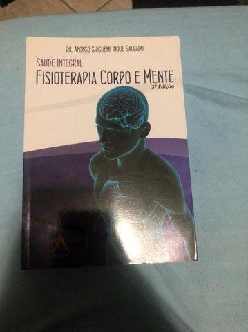 livros Fisioterapia - Foto 4