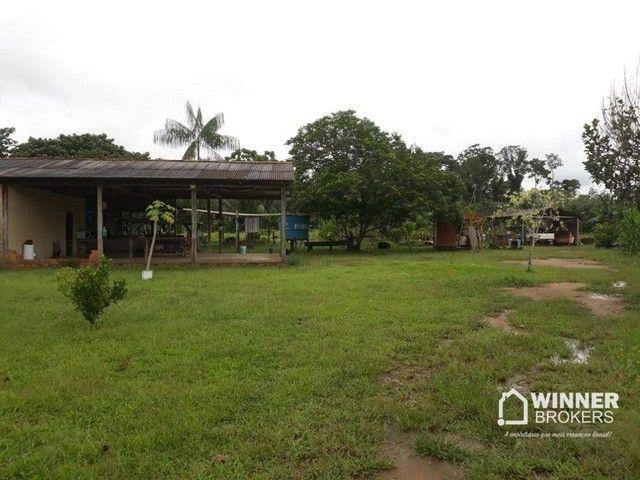 Sítio à venda, 42000 m² por R$ 250.000,00 - Área Rural de Candeias do Jamari - Candeias do - Foto 15