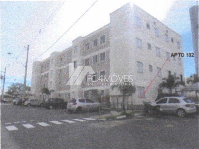 Apartamento à venda com 2 dormitórios em Alto do cardoso, Pindamonhangaba cod:8698e757fac - Foto 3