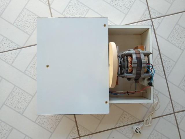 Lixadeira  de bancada - Foto 4