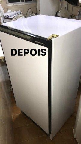 Promoção de envelopamento de geladeira. - Foto 2