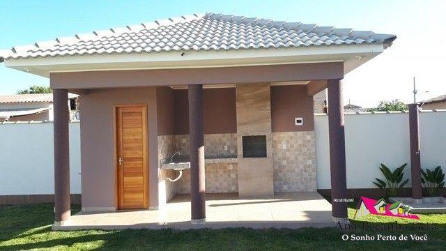 Linda Casa 3qts com Terrenão 480m - Foto 13
