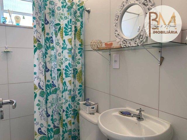 Casa com 2 dormitórios para alugar, 42 m² por R$ 1.000,00/mês - Sim - Feira de Santana/BA - Foto 8