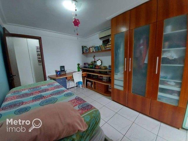 Apartamento com 3 quartos à venda, 121 m² por R$ 660.000 - Ponta do Farol - São Luís/MA - Foto 15