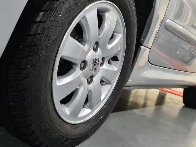"""Peugeot 207 SW XR Sport 1.4 8V FLEX 4P 2010 """"Periciado"""" - Foto 8"""
