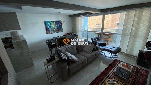 Apartamento no Ed. Beach Class Residence. Meireles, Fortaleza. - Foto 11