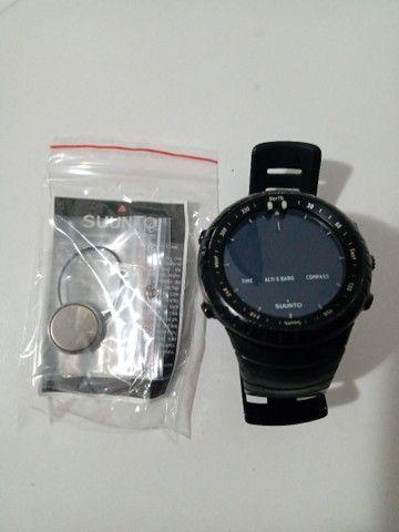 Relógio Computador Suunto Core All Black - Foto 3