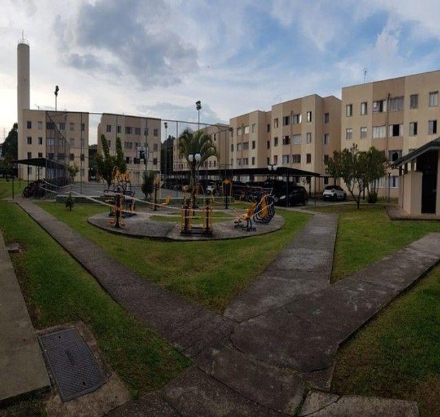 Apartamento com 3 quartos semi mobiliado_no_Fazendinha