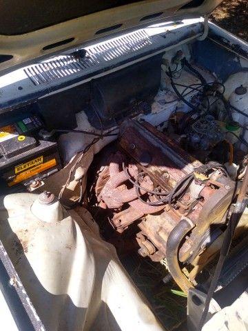 Motor Chevette 1.4