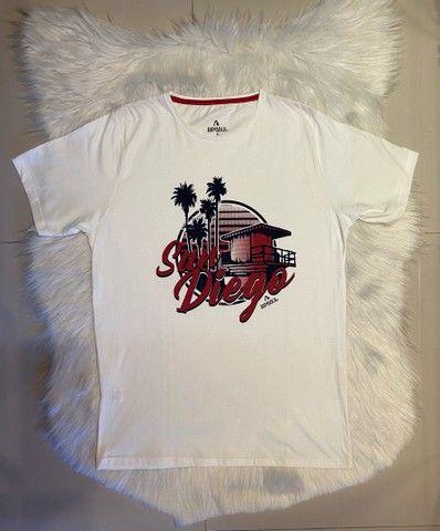 Camisetas/ promoção/ masculinas  - Foto 4