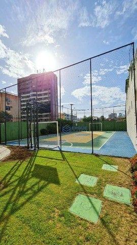Apartamento com 3 dormitórios à venda, 93 m² por R$ 430.000,00 - Varjota - Fortaleza/CE - Foto 2