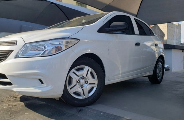 Chevrolet Onix 1.0 Joy (PARCELAMOS) - Foto 9