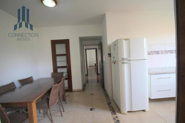 Apartamento com 3 dormitórios para alugar, 120 m² por R$ 2.000,00/mês - Centro Cívico - Cu - Foto 13