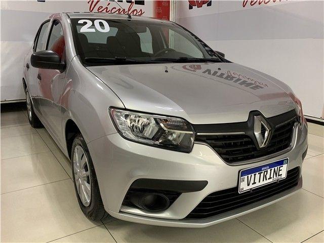 Renault Logan 2020 1.0 12v sce flex life manual - Foto 2