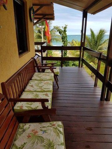 Vende-se Casa a Beira Mar em Carneiros Tamandaré PE  - Foto 8