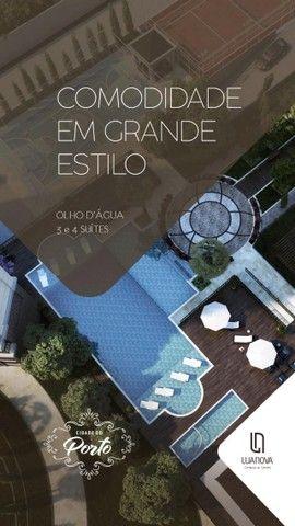 E/Apto no Olho D'agua - 3 Suites com Varanda Goumert - 128m² - Foto 5
