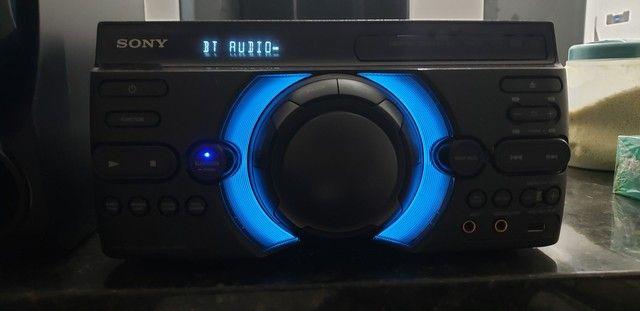 Mini System Sony MHC M60D  - Foto 2