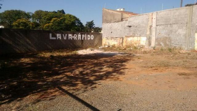 Terreno (alugado para lava rápido), muito bem localizado em Cosmópolis-SP. (TE0022) - Foto 9