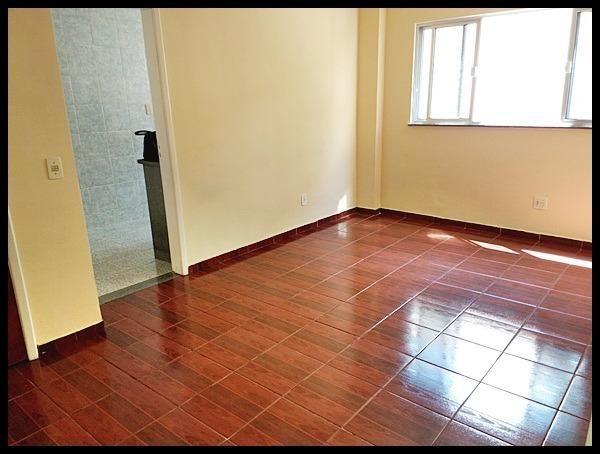 Méier - Excelente Apartamento 2Qtos Com dep. E Vaga Escritura - Elevador - Ac. Carta/Fgts