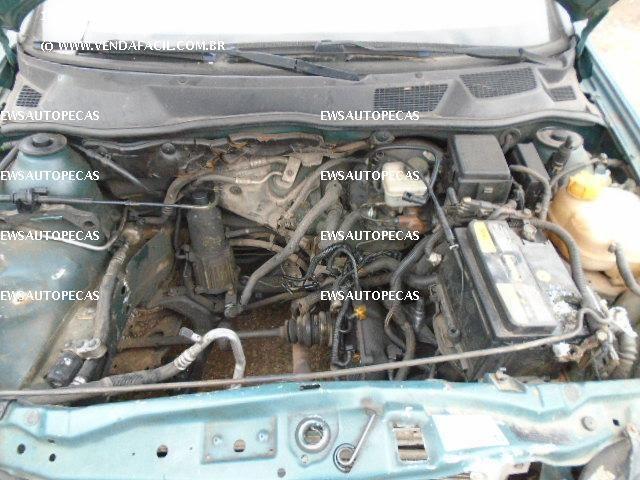 GM Astra 1.8 Gls 1999 2 Portas Sucata Em Peças Acessorios Lataria Motor Cambio - Foto 8