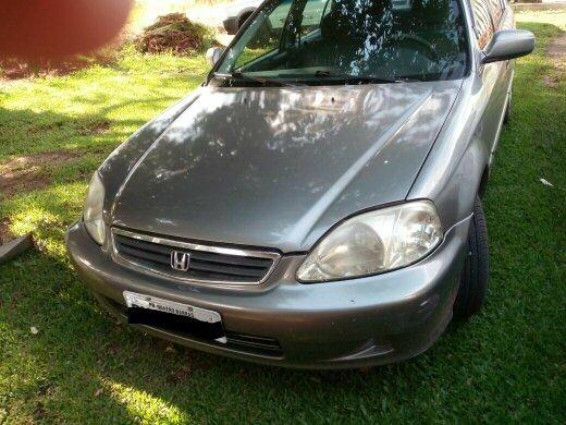 Great Honda Civic LX 2000