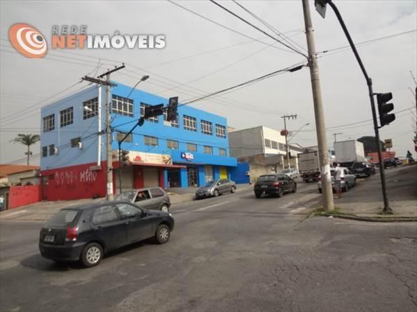 Casa à venda com 3 dormitórios em São salvador, Belo horizonte cod:531621