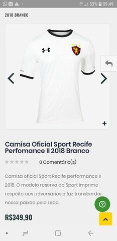 e9108e512a Camisa Oficial do Sport Recife !!! - Roupas e calçados - Mangueirão ...