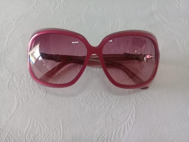 0ef99d5e2 Óculos de Sol Feminino Rosa Marca Mormaii - Com estojo original ...