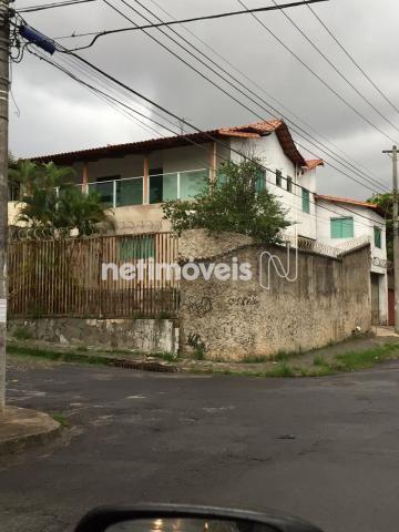 Casa à venda com 5 dormitórios em Alípio de melo, Belo horizonte cod:726194