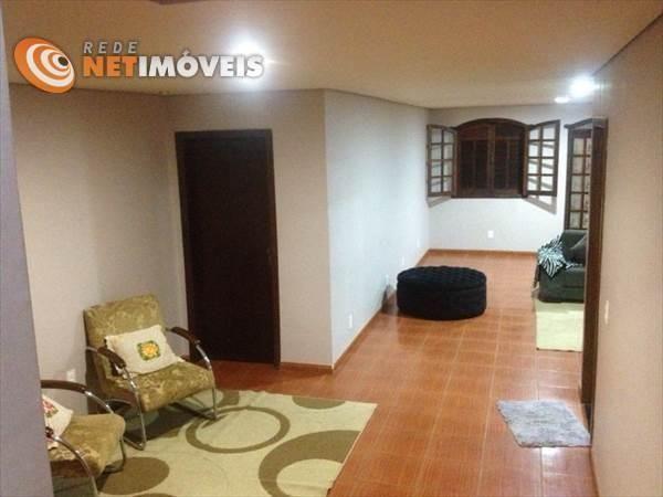 Casa à venda com 4 dormitórios em Jardim alvorada, Belo horizonte cod:476299 - Foto 2